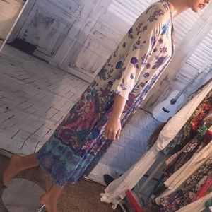 Spell & The Gypsy Collective Intimates & Sleepwear - NWT Spell & the gypsy collective Mermaid duster